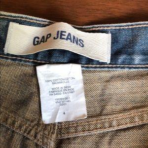 "GAP Shorts - 90s GAP high waisted jean shorts waist 28"" 2/4"